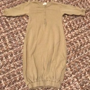Kate Quinn 0-3 mo cotton long sleeve sleep gown